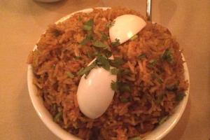 Akbari Murgh Biryani - delivery menu