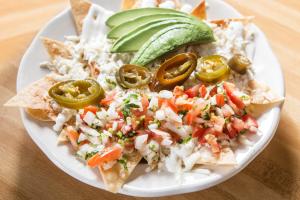 Nachos Regular - delivery menu