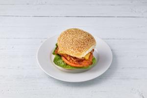 Bacon Chicken Burger - delivery menu