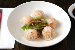Ebi Shumai - delivery menu