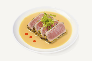 Sesame Tuna Tataki Sashimi - delivery menu