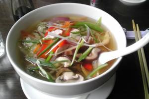 Chicken Udon Noodles - delivery menu