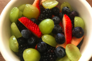 Fresh Fruit Bowl - delivery menu
