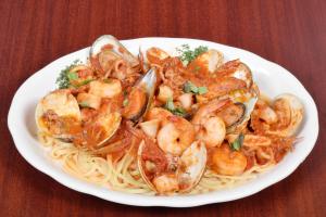 Linguine Pescatore - delivery menu