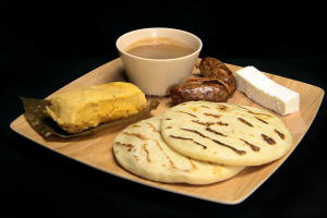 Desayuno Tipico - delivery menu