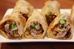 Roast Duck Roll App - delivery menu