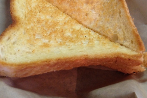 Kid's Grilled Cheese Sandwich - delivery menu