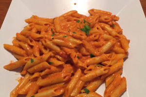 Penne Ala Vodka - delivery menu