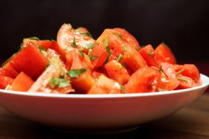 Tomato Salad - delivery menu