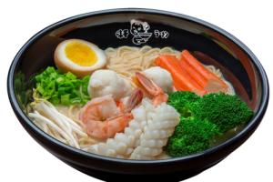 R5. Seafood Ramen - delivery menu