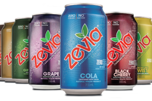 Zevia - delivery menu