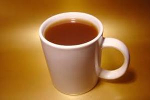 Hot Black Tea - delivery menu