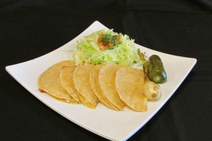 3 Cheese Quesadilla Meal - delivery menu