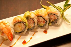 Tiger Shrimp Roll - delivery menu