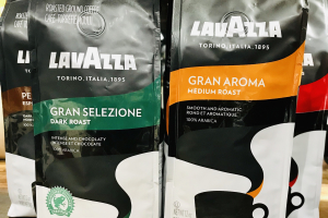 LAVAZZA Coffee - delivery menu