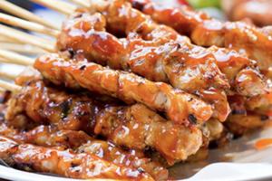 7. Teriyaki Chicken - delivery menu