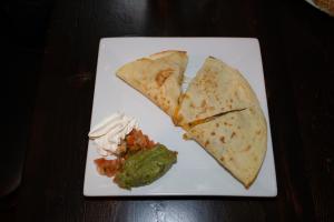 3 Cheese Quesadilla - delivery menu