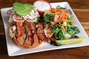 California Chicken Sandwich - delivery menu