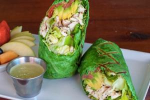 California Chicken Wrap - delivery menu