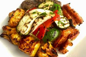 Mina Mixed Grill - delivery menu