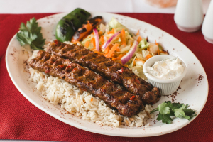Adana Kebab - delivery menu