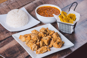 Combo Chicharron 4 - delivery menu