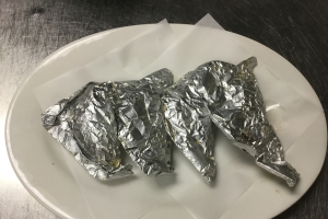 5. 4 Paper Wrapped Chicken - delivery menu