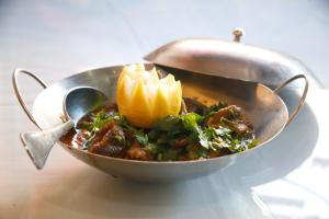 Lamb Karahi - delivery menu