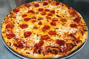 X-Large 1-Topping Cheese Pizza Lunch Special - delivery menu