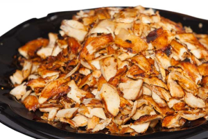 Chicken Shawarma Tray - delivery menu