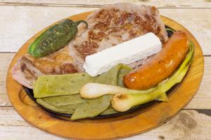123. Sirloin Steak Mexicano - delivery menu