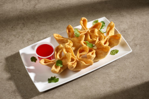 6 Cream Cheese Wontons - delivery menu