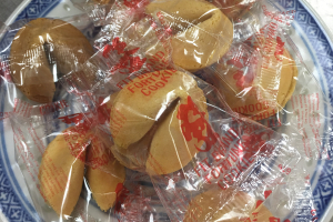 115. (10) Fortune Cookies - delivery menu