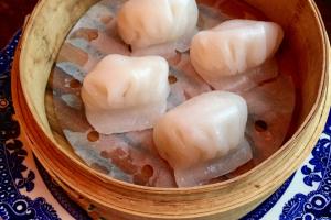 Crystal Shrimp Dumpling - delivery menu