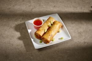 2 Meat Egg Rolls - delivery menu