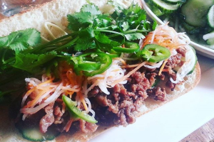 Banh Mi Sandwich - delivery menu