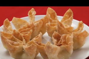 5. Crab Rangoon(cream cheese) - delivery menu