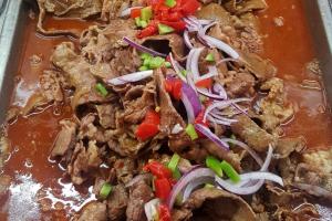 Mexican Style Beef Brisket  - delivery menu