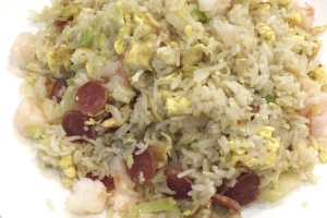 127. Yang Style Fried Rice - delivery menu