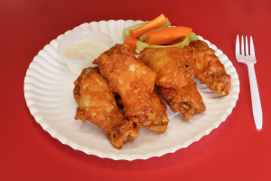 Whole Wings - delivery menu