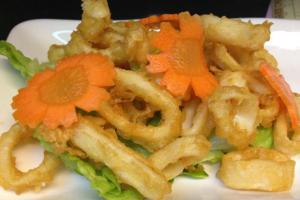 Crispy Calamari - delivery menu