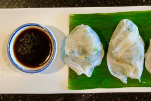**New Homemade** Spinach Dumpling (gluten free) - delivery menu