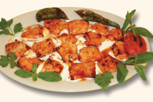 Yogurtlu Chicken Adana - delivery menu