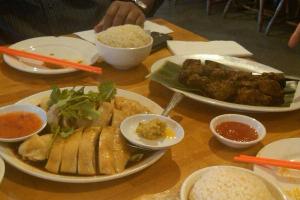 50. Hainanese Chicken - delivery menu