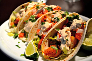 Chipotle Shrimp Tacos - delivery menu
