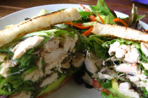 6S. Grilled Chicken Cutlet and Avocado Sandwich - delivery menu