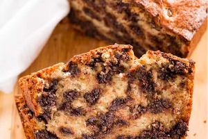 Homemade Banana Chocolate Chip Bread - delivery menu