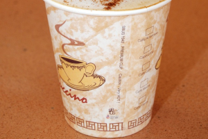 Flavored Coffee - delivery menu