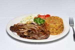 Mofongo de Pernil - delivery menu