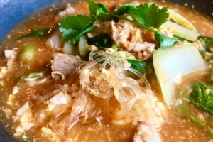 Old Style Thai Suki-Yaki (Suki Bo-Larn) - delivery menu